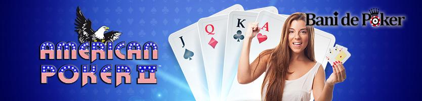 american poker online
