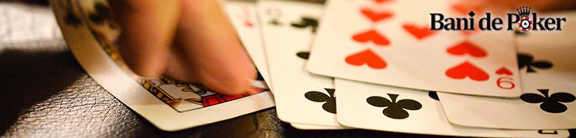 carti poker de start