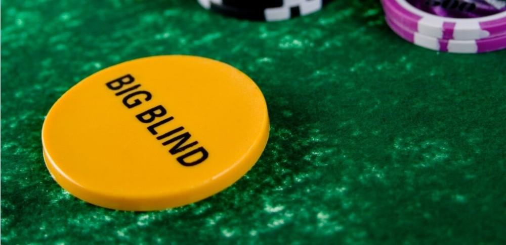 ce înseamnă blind la poker